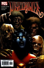 Nightcrawler (2004) #6 cover