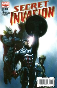 Secret Invasion (2008) #8
