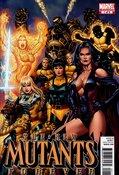 New Mutants Forever (2010) #1 cover