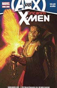 Uncanny X-Men (2011) #16 cover