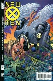 New X-Men (2001) #125