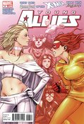 Young Allies (2010) #6 cover