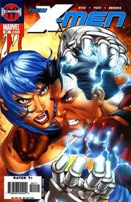 New X-Men (2004) #21