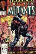 New Mutants (1983) #73 cover