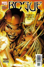 Rogue (2004) #11 cover