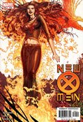 New X-Men (2001) #134 cover