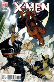 X-Men (2010) #7 cover