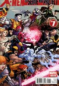 X-Men: To Serve and Protect (2011) #1 cover