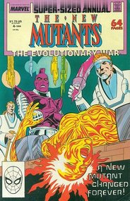 New Mutants Annual (1988) #4