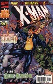 X-Man (1995) #50