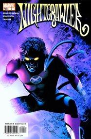 Nightcrawler (2004) #4 cover