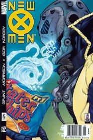 New X-Men (2001) #124