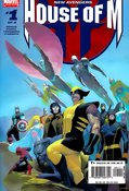House of M (2005) #1 cover