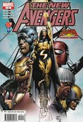 New Avengers (2005) #10 cover