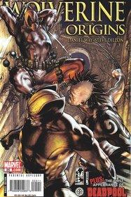 Wolverine: Origins (2006) #25 cover