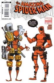 Amazing Spider-Man (1963) #611