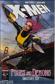 X-Men: Pixies and Demons Director's Cut (2008) #1