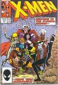 Uncanny X-Men (1963) #219 cover