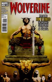 Wolverine (2010) #5 cover