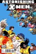 Astonishing X-Men: Xenogenesis #5 cover