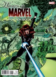 Women of Marvel Posterbook #1
