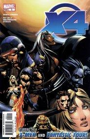 X-Men/Fantastic Four (2004) #5