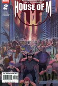 House of M (2005) #2 cover