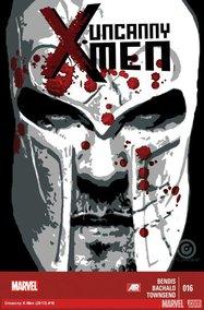 Uncanny X-Men (2013) #16 cover
