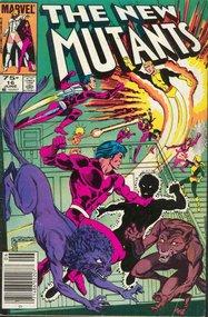 New Mutants (1983) #16