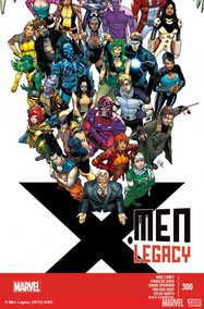X-Men Legacy (2012) #300 cover