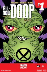 All-New Doop (2014) #1 cover