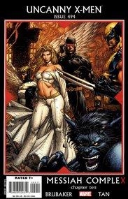 Uncanny X-Men (1963) #494