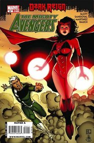 The Mighty Avengers (2007) #24