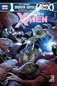 Uncanny X-Men (2011) #8 cover