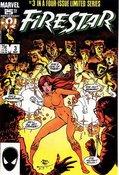 Firestar (1986) #3 cover