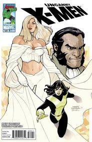 Uncanny X-Men (1963) #529 cover