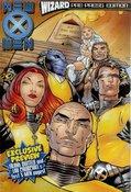 Wizard X-Men Pre-Press Edition (2001) #1 cover