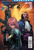 Generation Hope  (2010) #15 cover