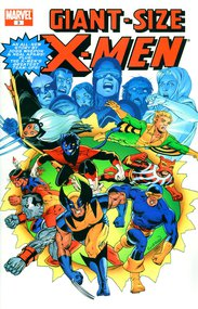 Giant-Size X-Men (1975) #3