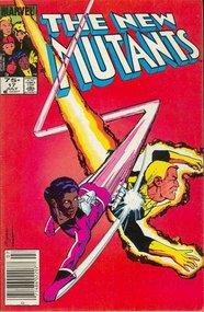 New Mutants (1983) #17