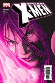 Uncanny X-Men (1963) #455