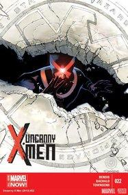 Uncanny X-Men (2013) #22