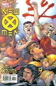 New X-Men (2001) #137