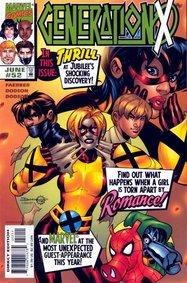 Generation X (1994) #52