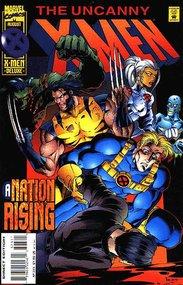 Uncanny X-Men (1963) #323