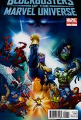 Blockbusters of the Marvel Universe  #1 cover