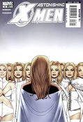 Astonishing X-Men (2004) #18 cover