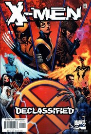 X-Men: Declassified (2000) #1