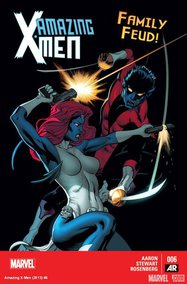 Amazing X-Men (2013) #6 cover