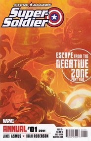 Steve Rogers: Super Soldier Annual (2010) #1